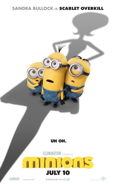 Minions poster